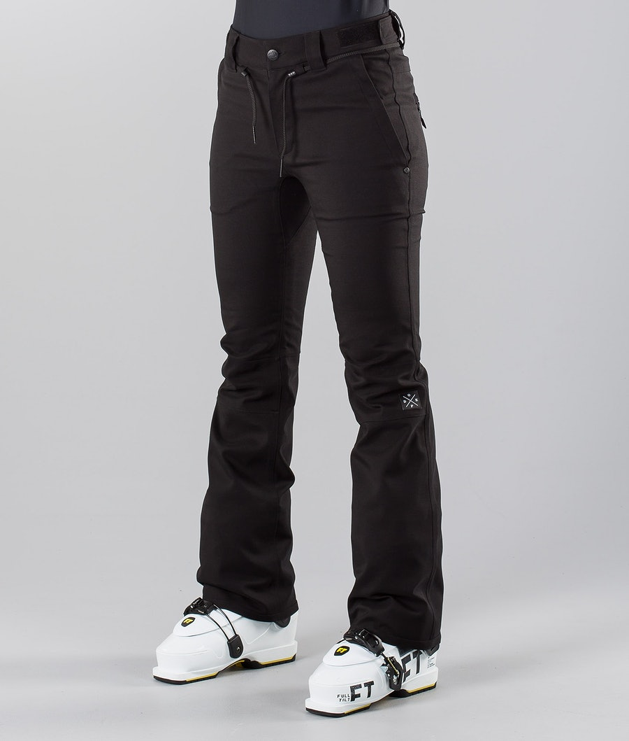 Dope Tigress 18 Pantaloni da Sci Black