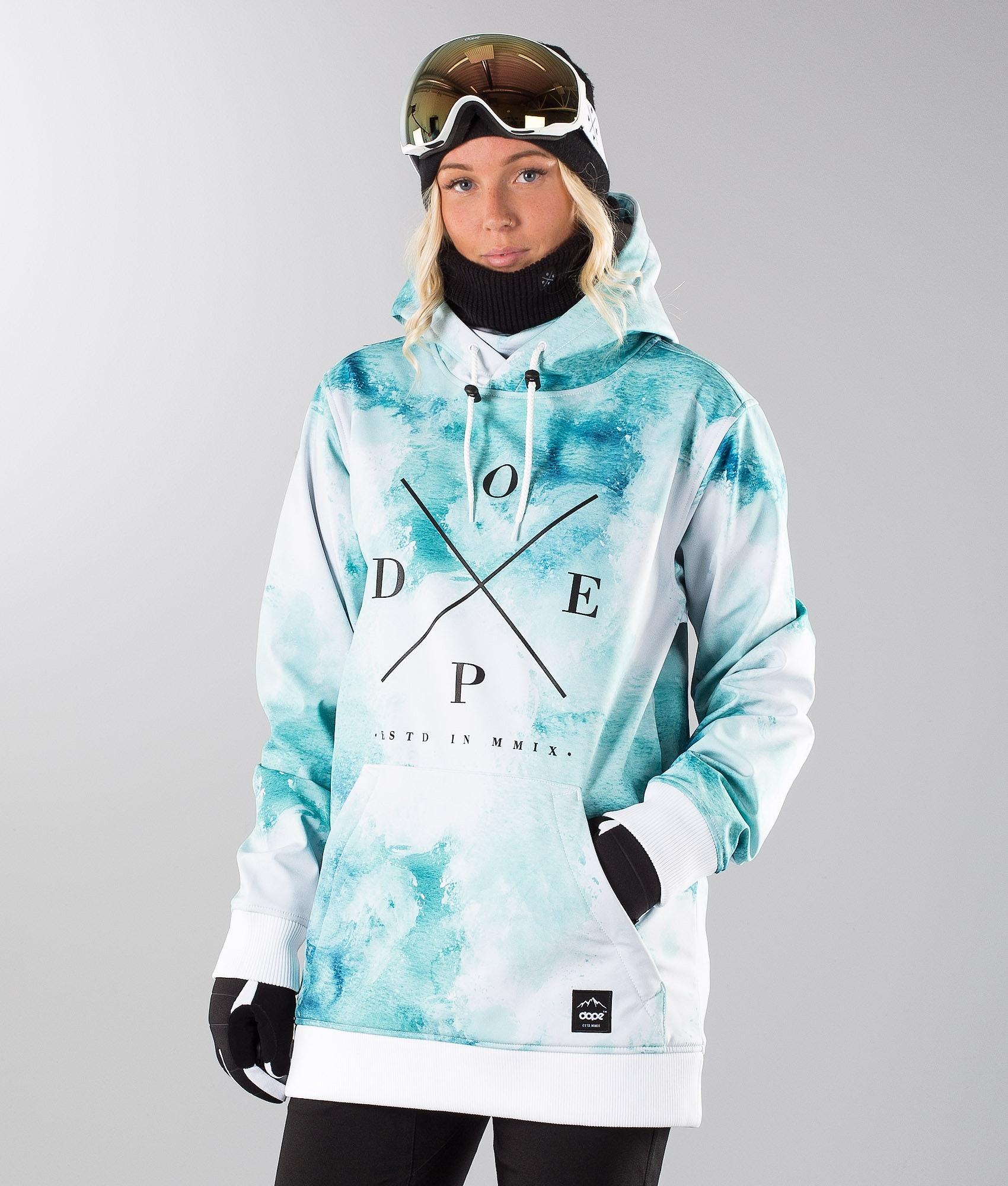0dcf0934 Dope Yeti Water White Snowboardklaer - Ridestore