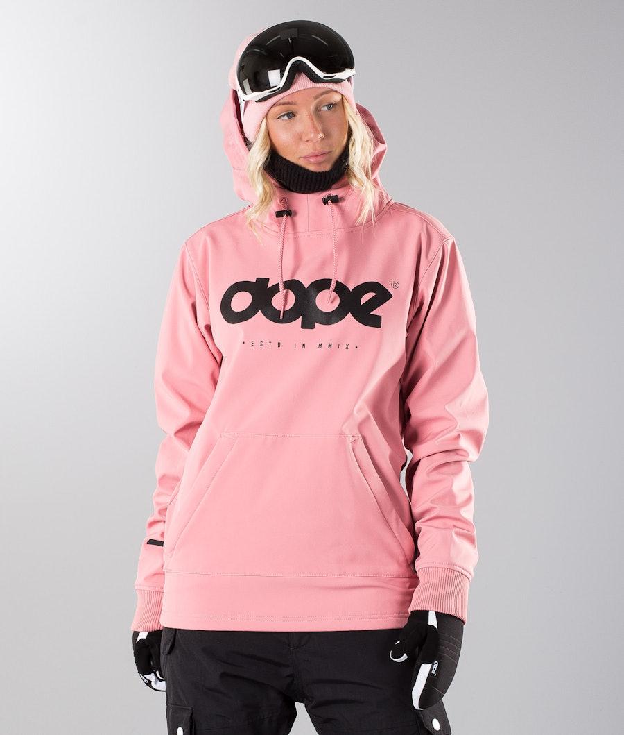 Dope Mood OG Snowboardjakke Pink