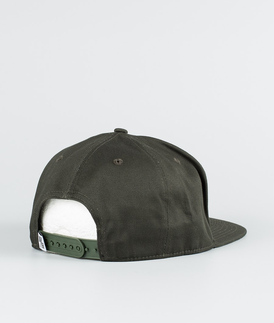 Northern Hooligans Urban Campers Snapback Keps Woods Green