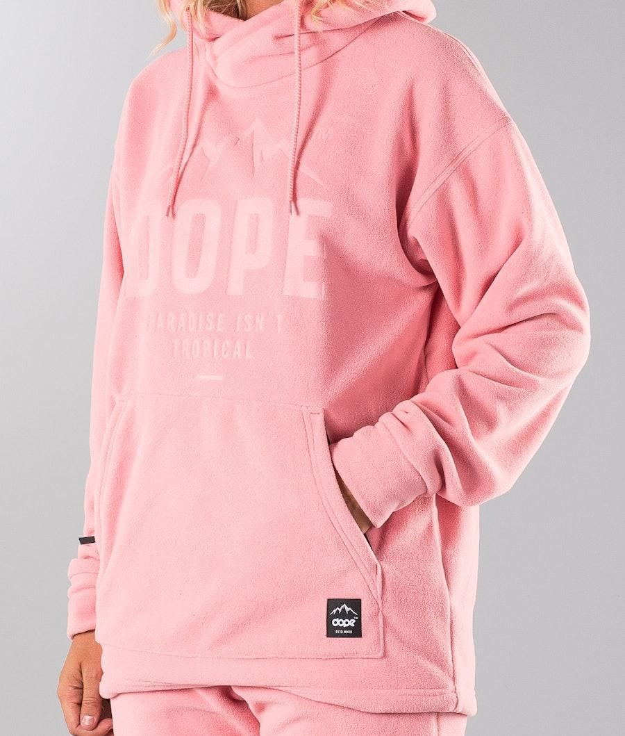 Dope Cozy Women's Snow Sweater Pink