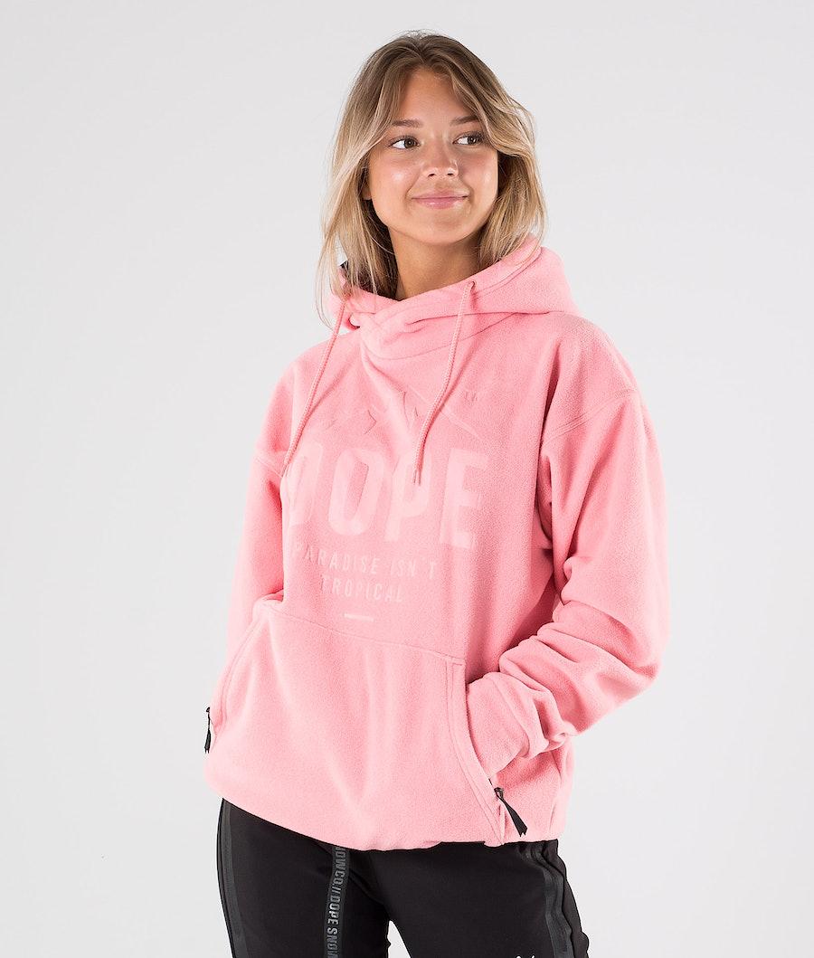 Dope Cozy Snowboardsweatshirt Pink