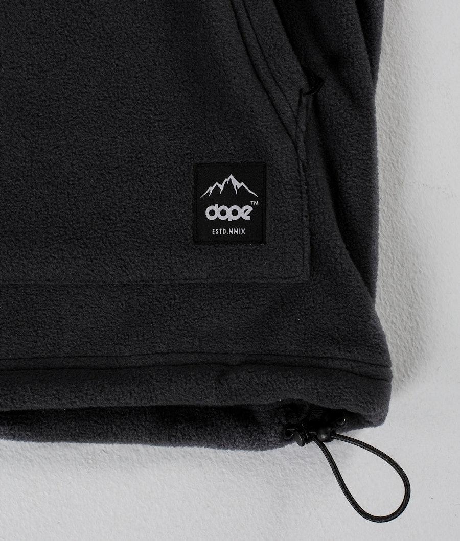 Dope Cozy Trøyer Snow Black