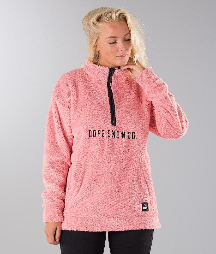 Dope Pile Snowboardsweatshirt Pink
