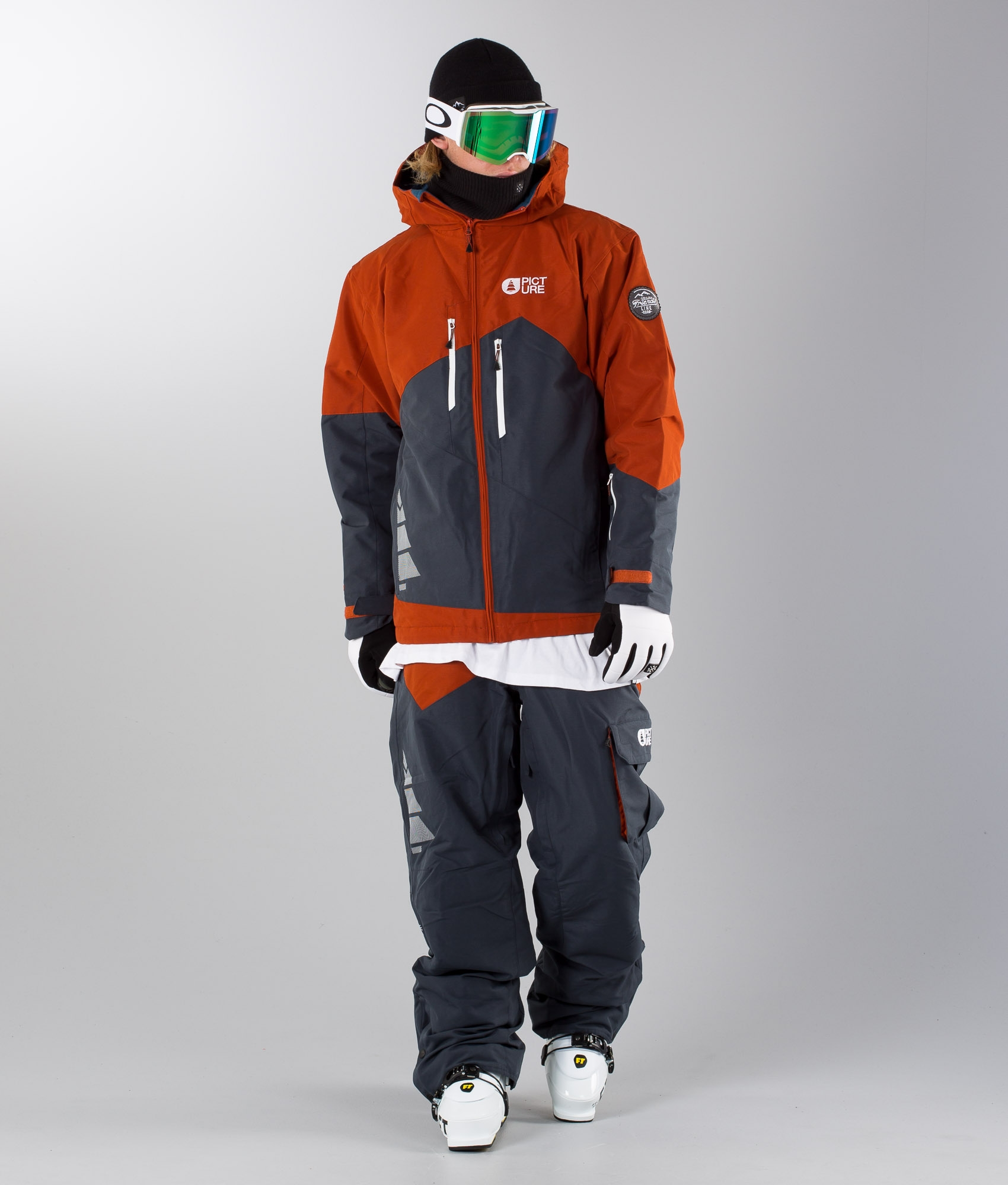 Jacket Dark Blue Ski Styler Picture OxAtwqPA
