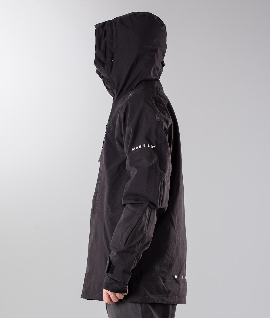 Montec Mount Snowmobile Jacket Black