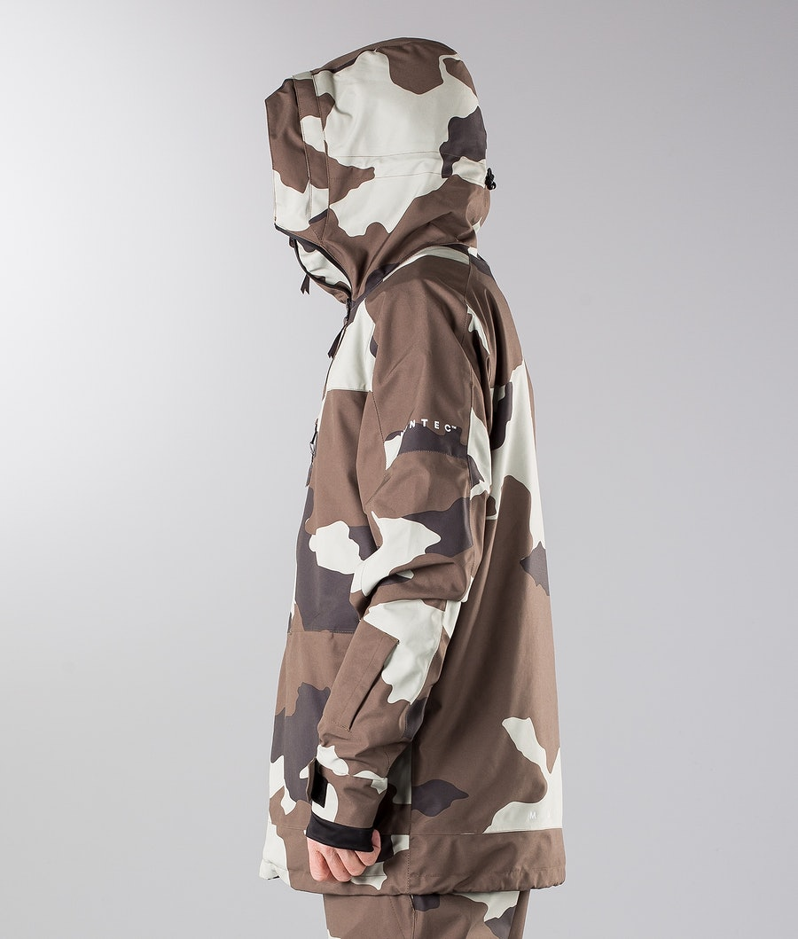 Montec Mount Skidjacka Earth Camo