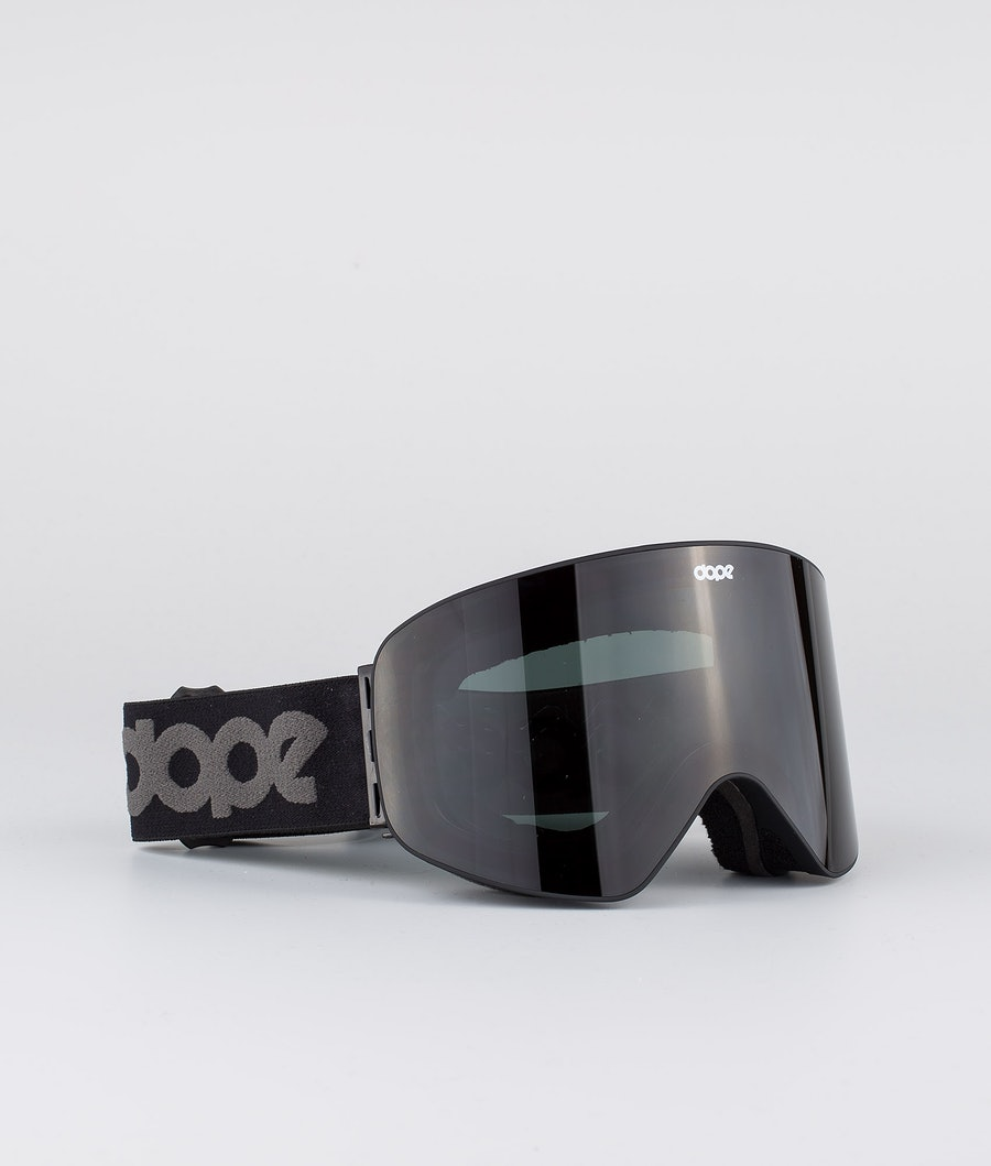 Dope Flush OG Skibrille Tripple Black