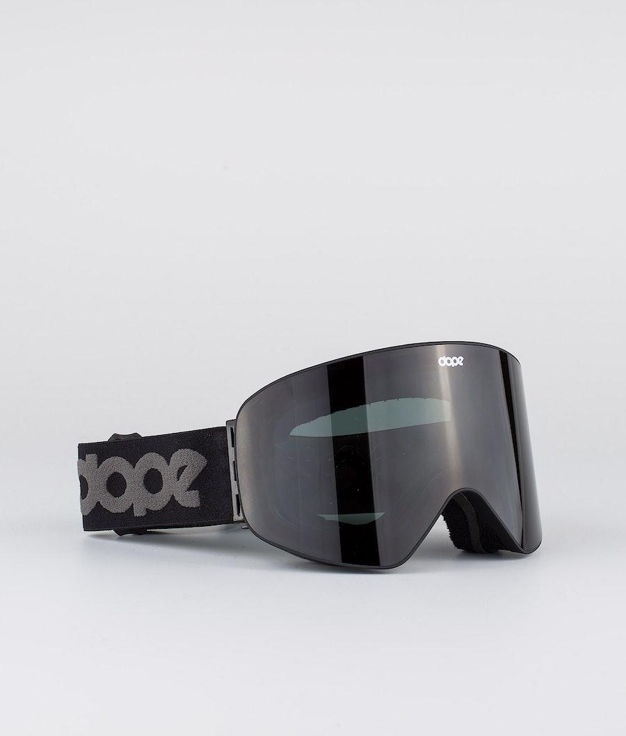 Dope Flush OG Skidglasögon Tripple Black