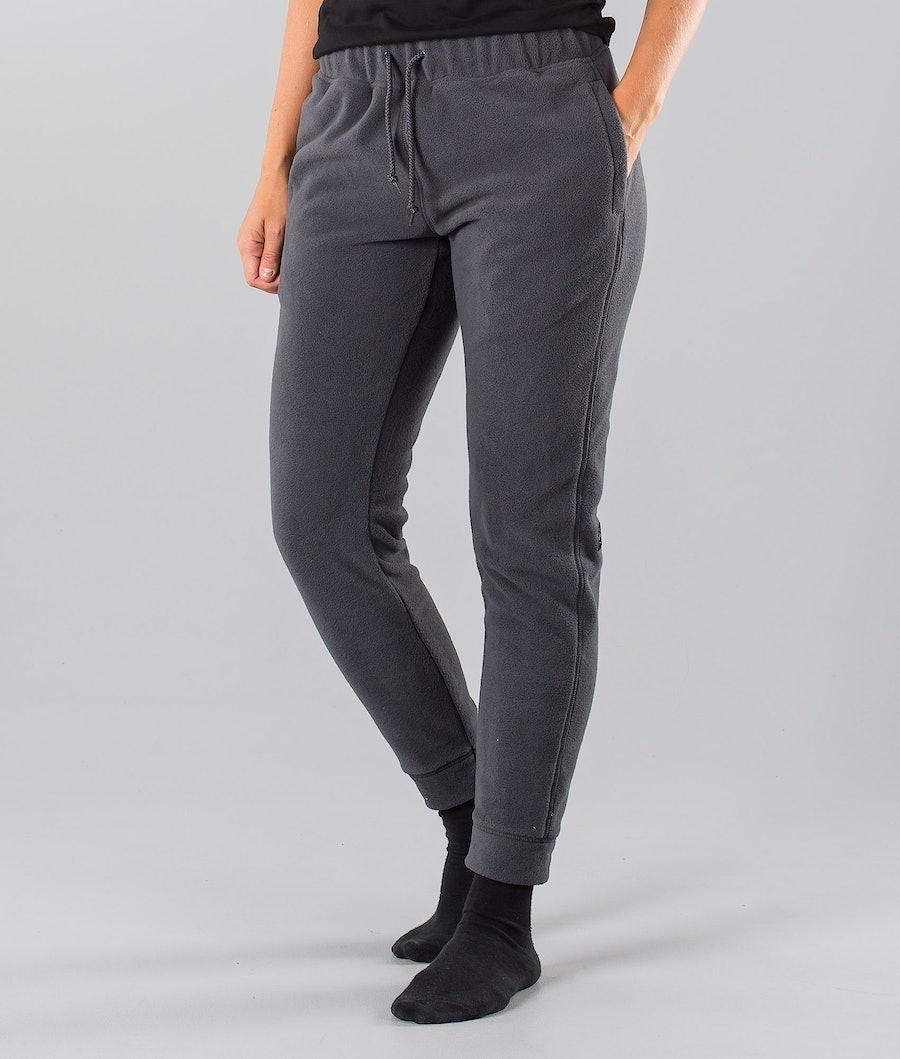 Dope Cozy Women's Pants Darkgrey