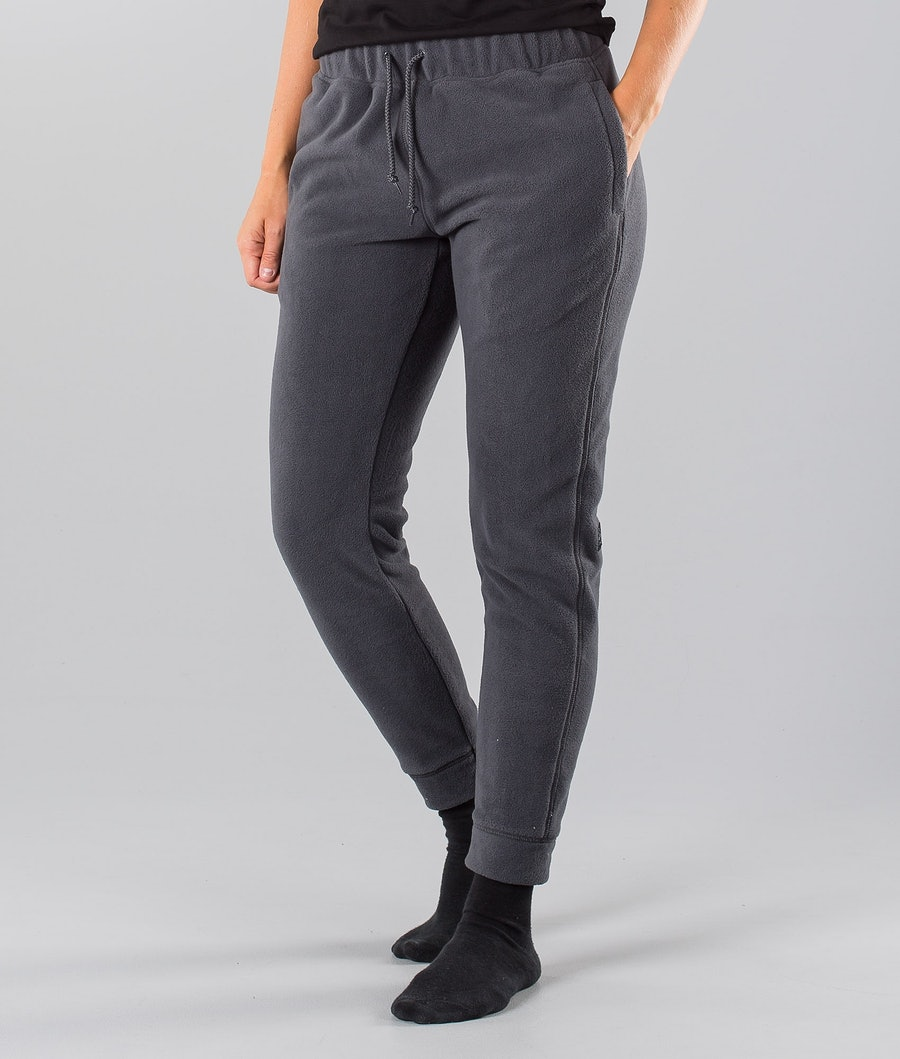 Dope Cozy Pantalon Femme Darkgrey
