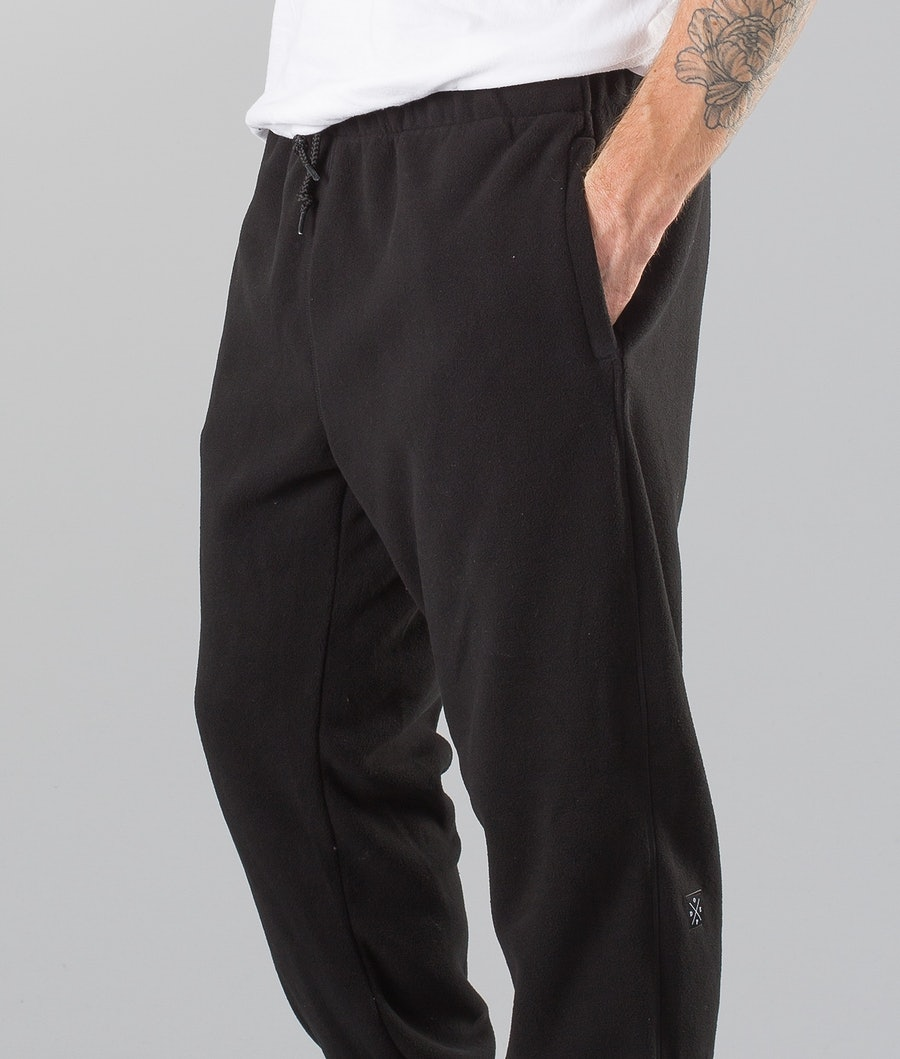 Dope Cozy Bukser Black