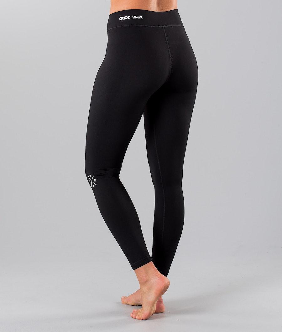 Dope Snuggle Paradise W Women's Base Layer Pant Black