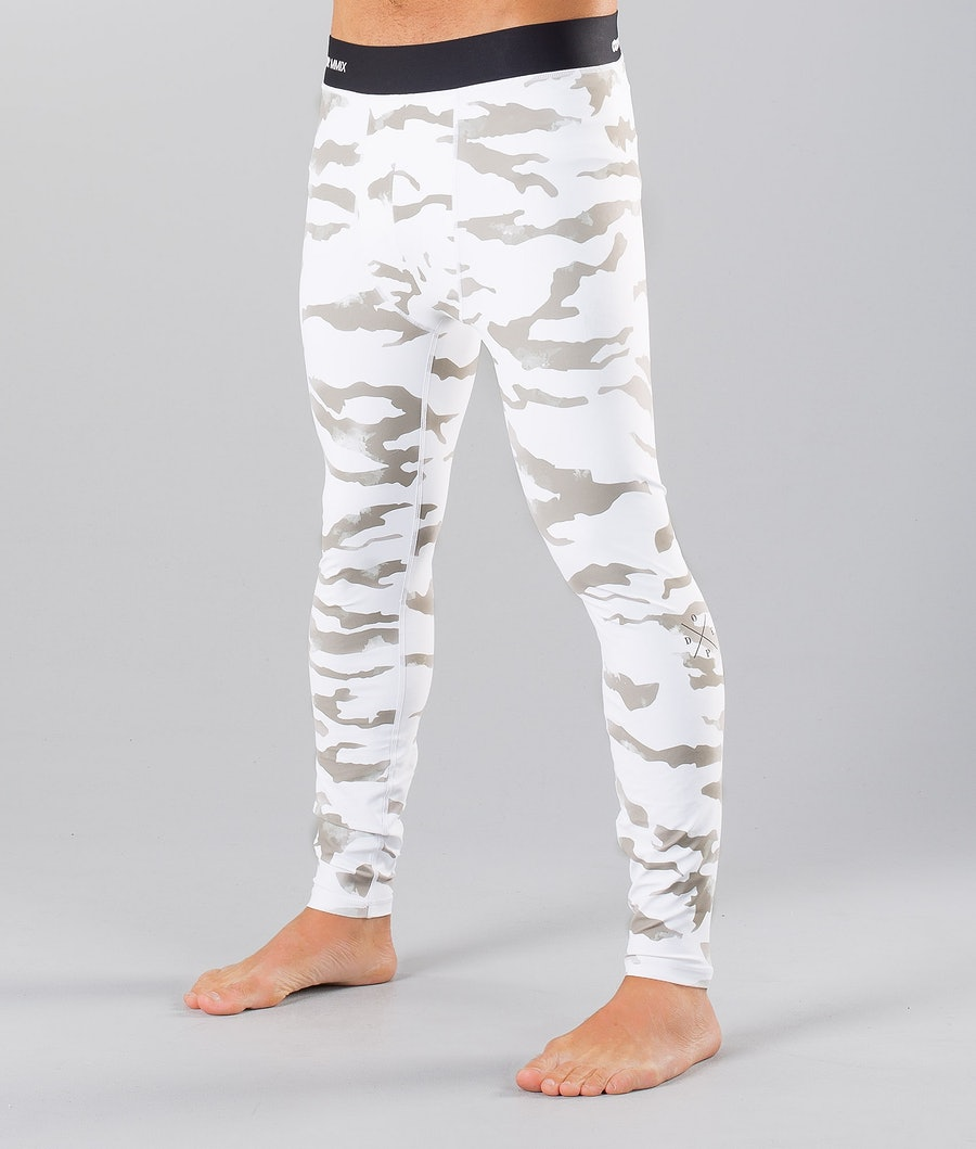 Dope Snuggle Paradise Pantaloni Termici Whiteout