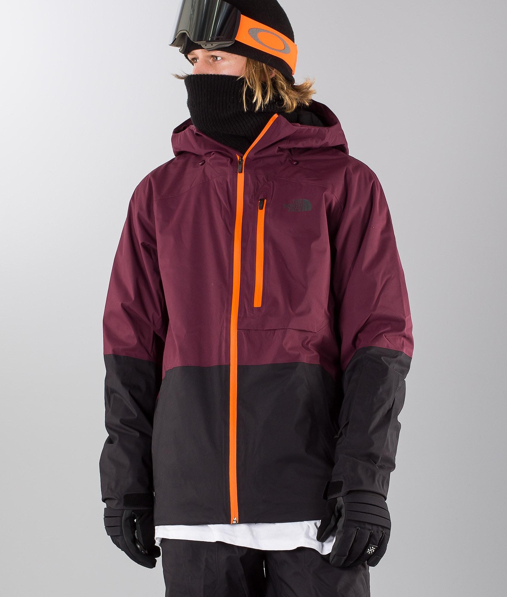 e00f7fc0d The North Face Sickline Ski Jacket Fig/Tnf Black