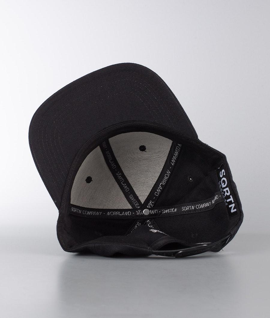 SQRTN Great Norrland Keps All Black