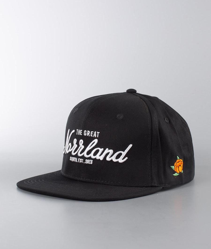 SQRTN Great Norrland Casquette Black