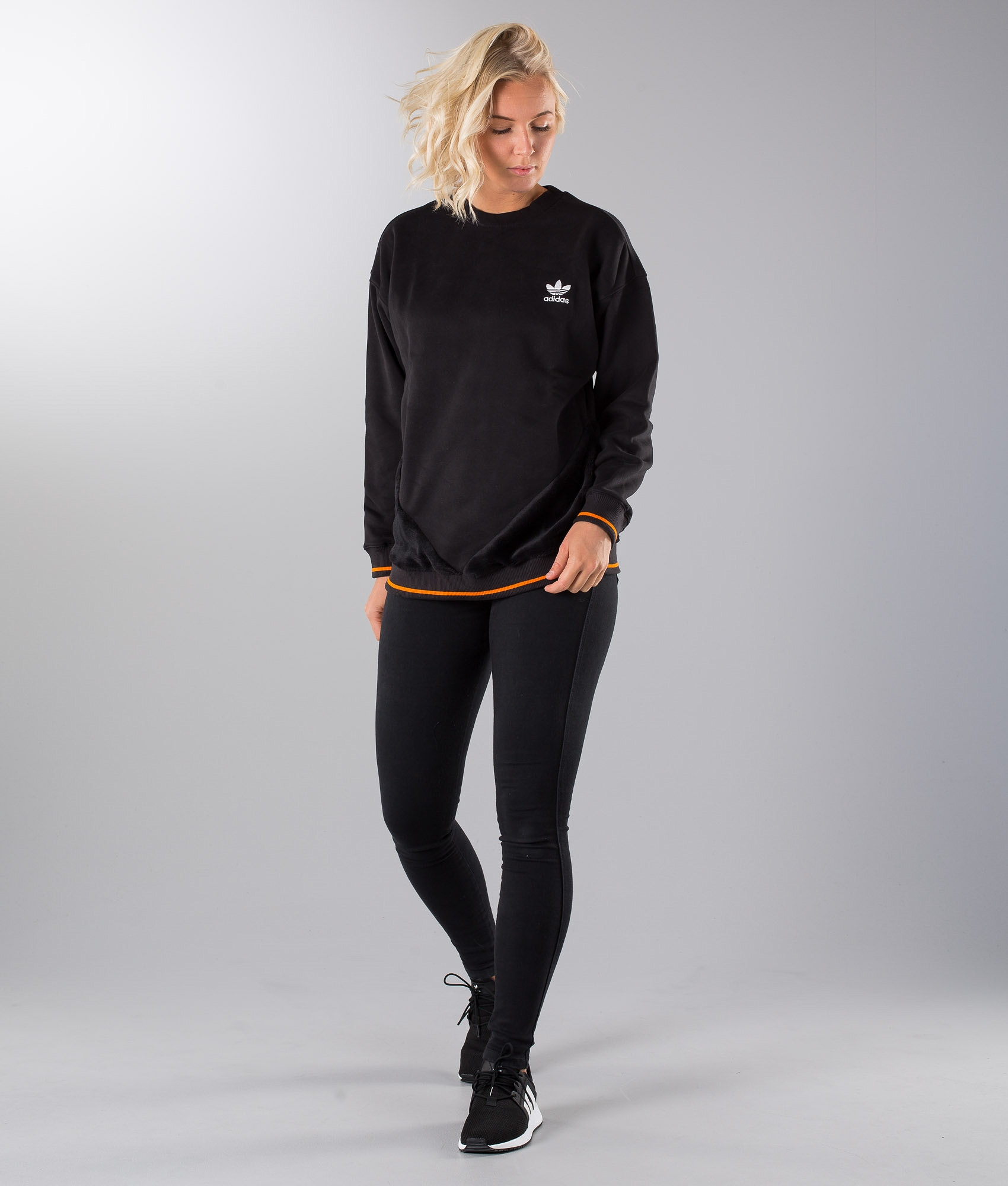 aa01b428a7931 Adidas Originals Colorado Sweater Black - Ridestore.com