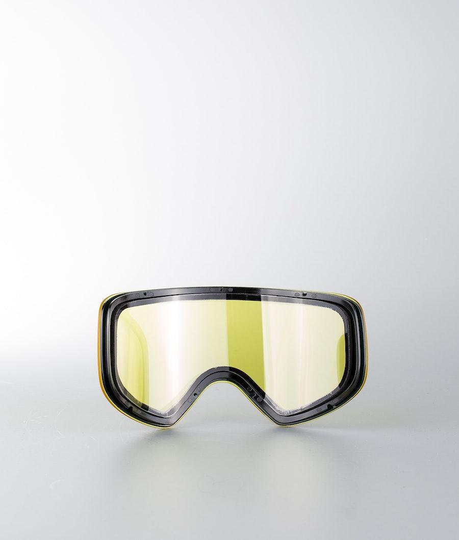 Dope Spare Lens Flush Extra Glas Snow Yellow