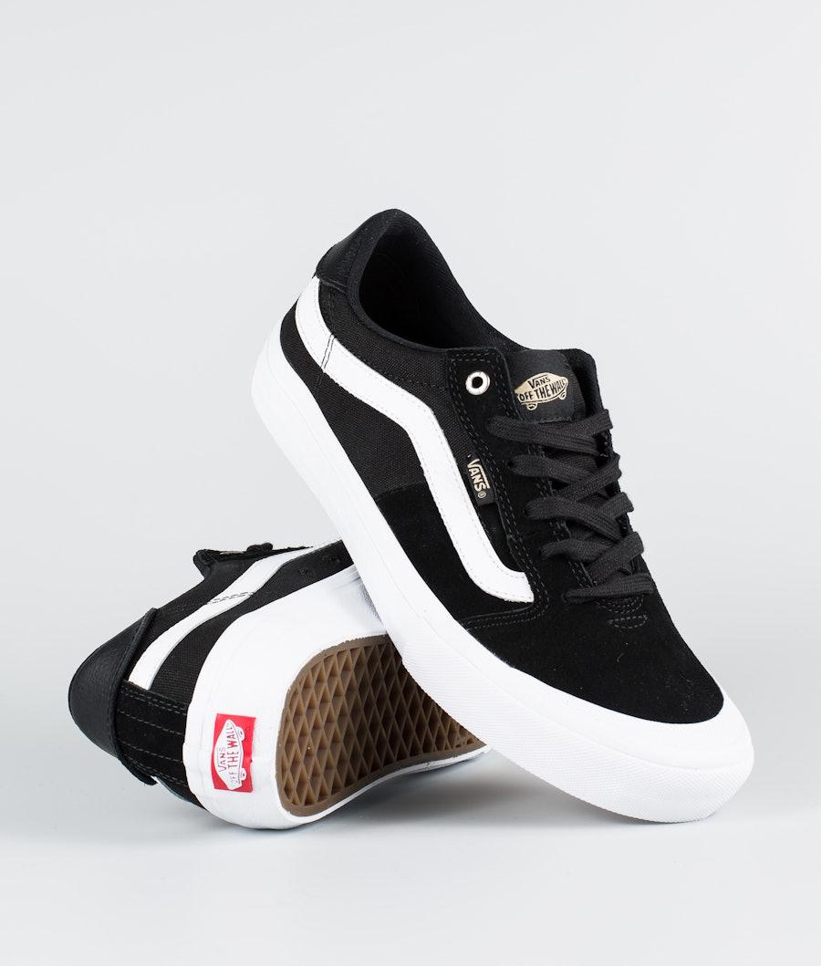 Vans Style 112 Pro Skor Black/White/Khaki
