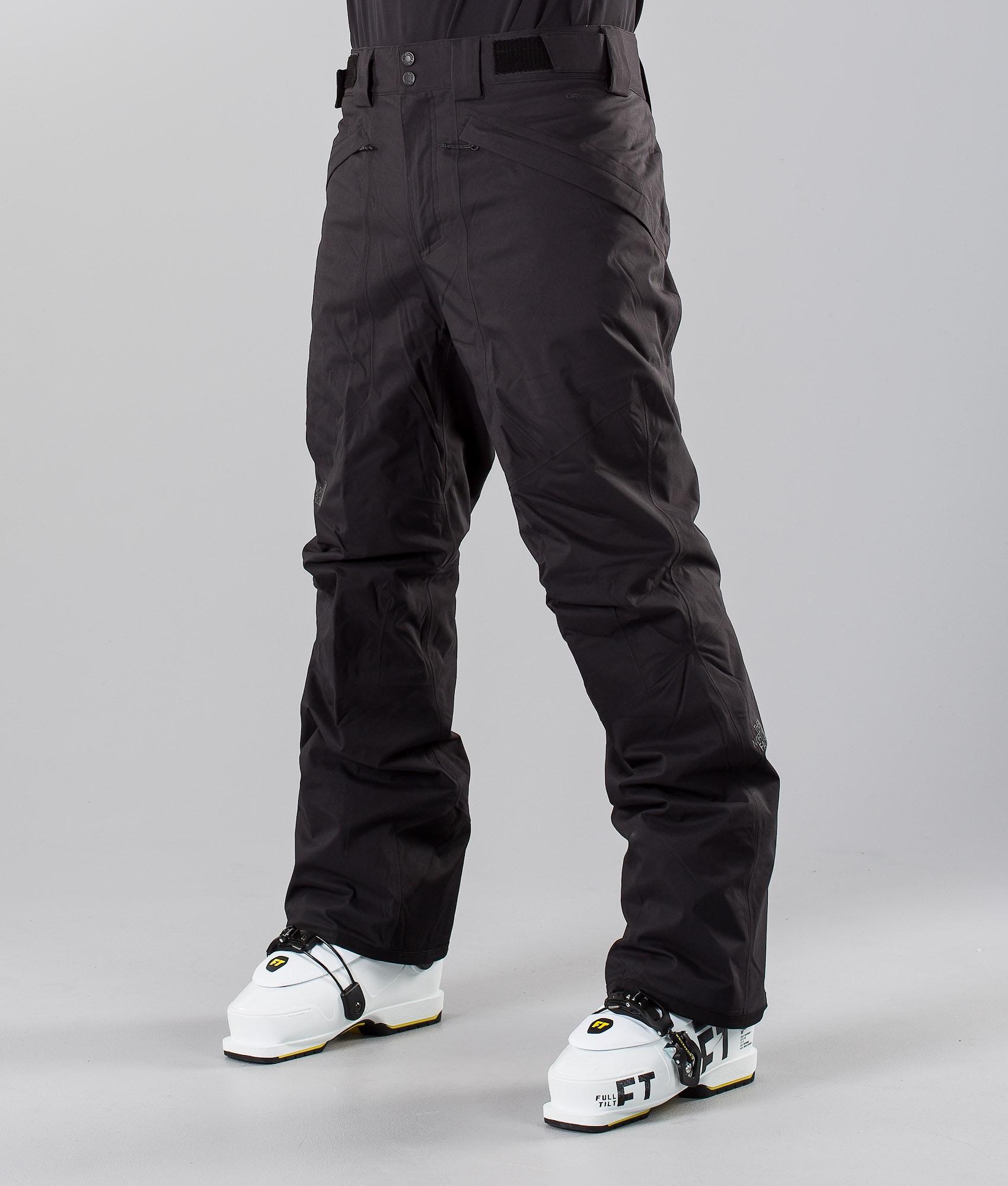 146288f7629 The North Face Presena Ski Pants Black - Ridestore.com