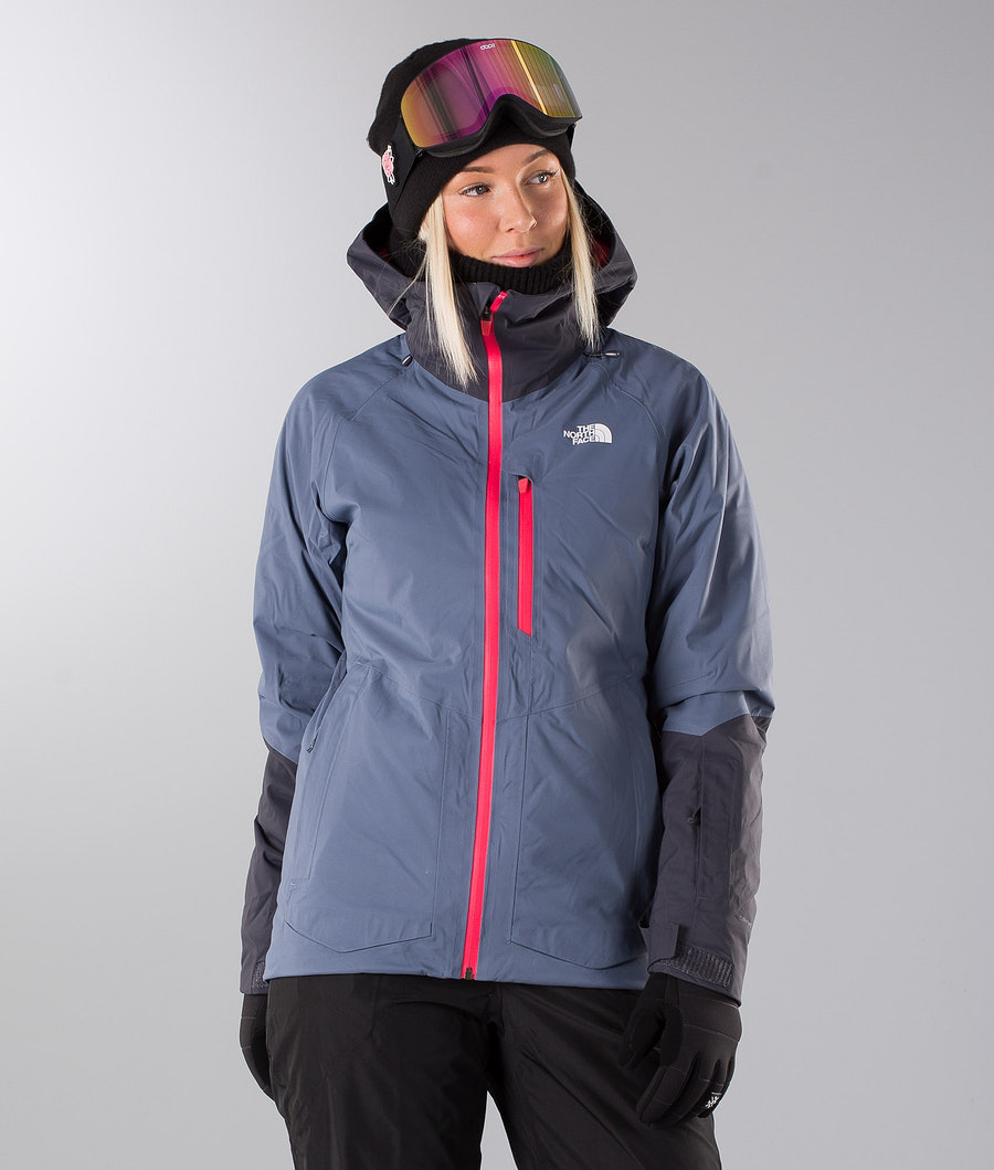 The North Face Sickline Veste de Ski Periscopegrey/Grisaillegrey