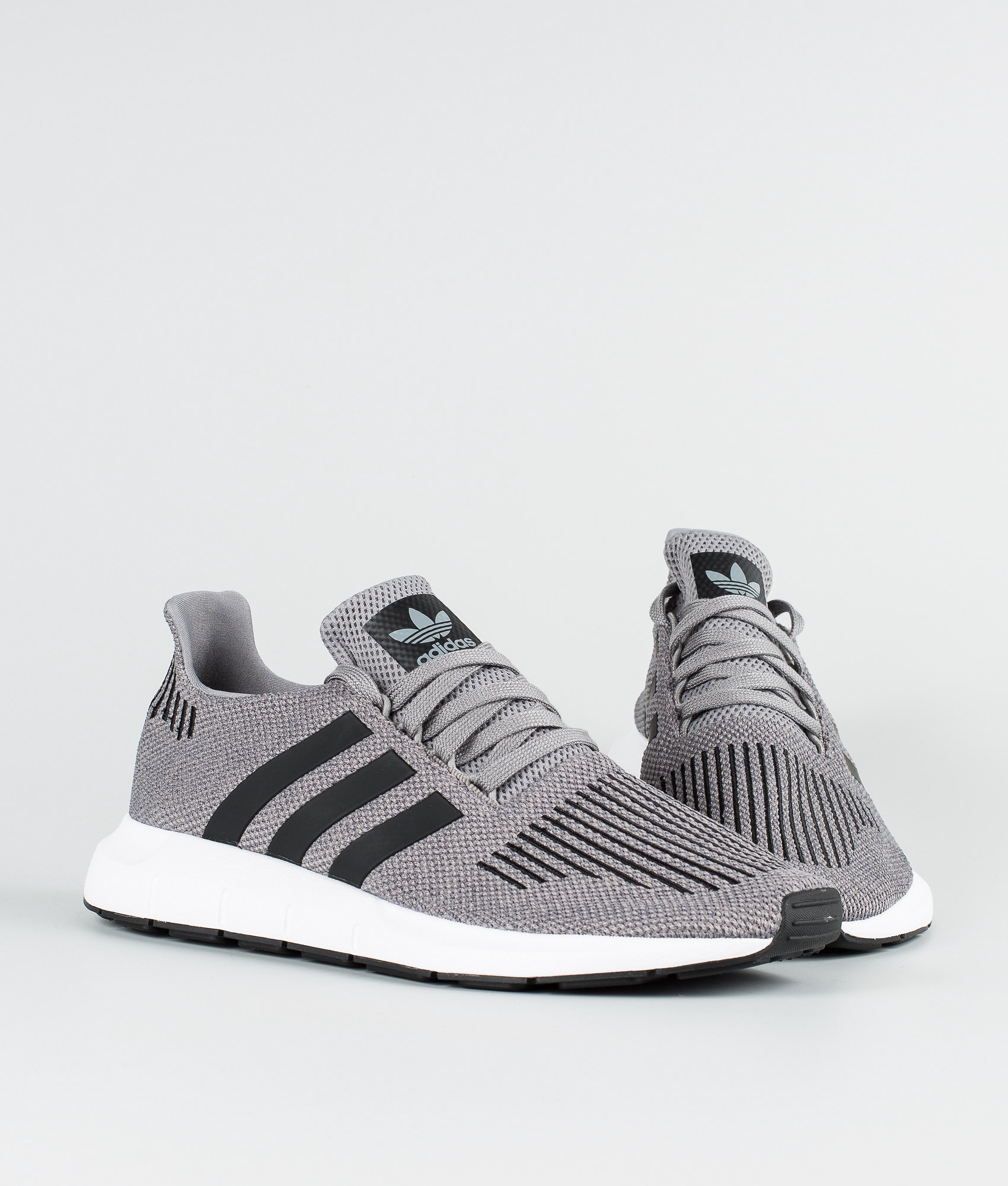 detailed look 4d829 7be5c Adidas Originals Swift Run Shoes Grey Heather/Core Black/Medium Grey Heather