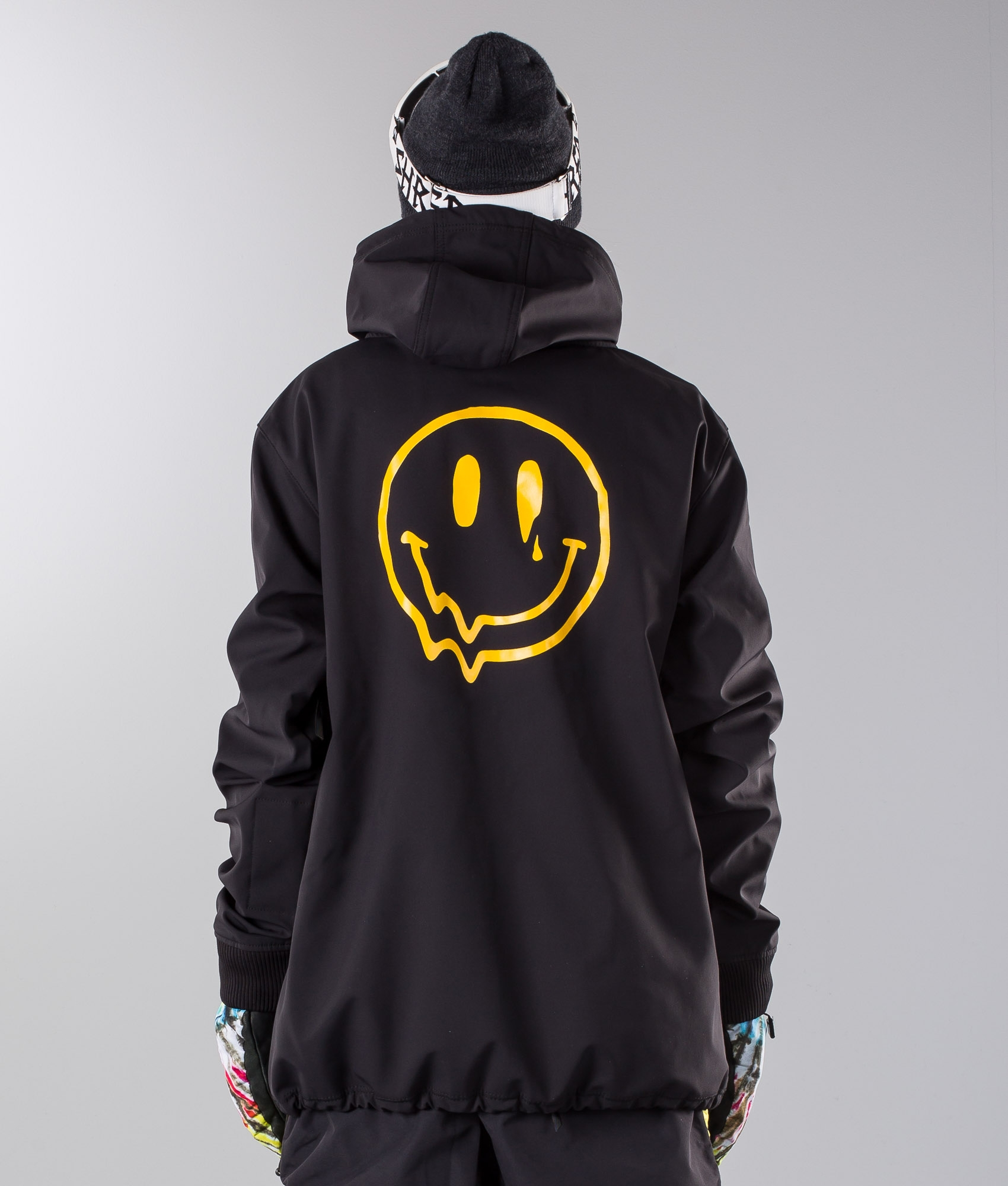 Kb it Smiley Snowboard Black Ridestore Da Dope Giacca lc3TFJK1
