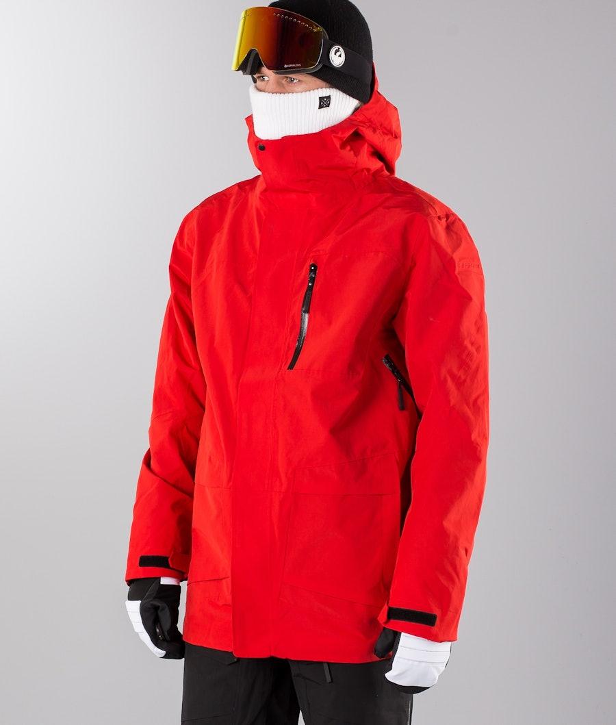 Icepeak Kelvin Giacca da Snowboard Classic Red