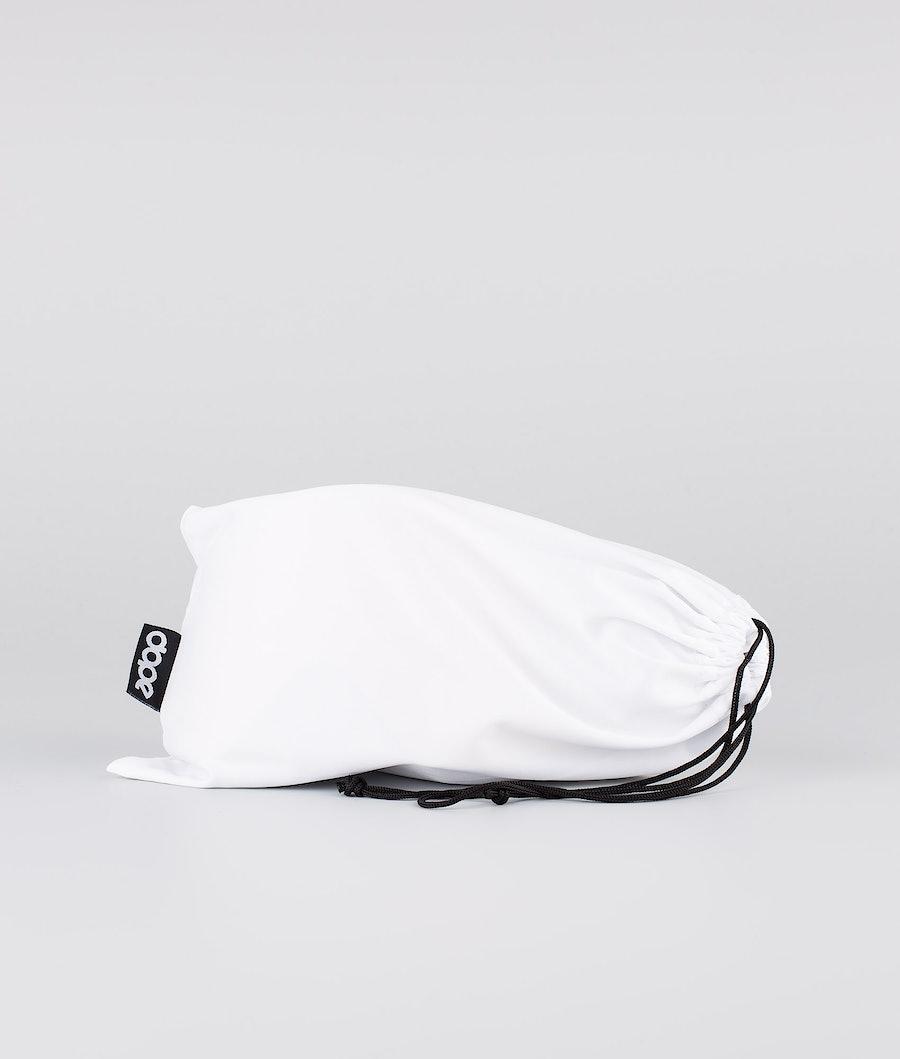 Dope Flush 2X-UP Ski Goggle White W/White Champagne