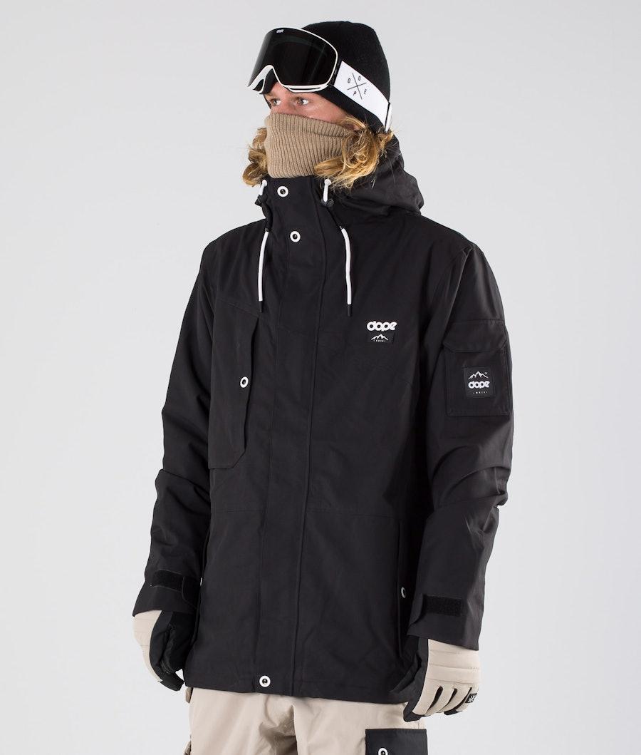 Dope Adept Ski Jacket Black
