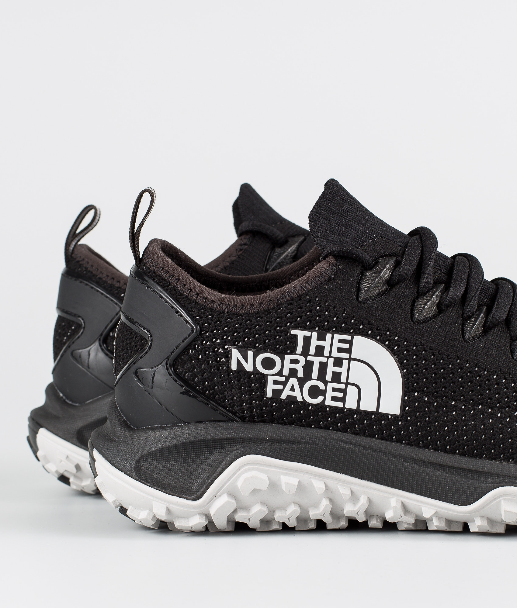 82d1400b9e5 The North Face Truxel Outdoor Shoes Tnf Black/Micro Chip Grey