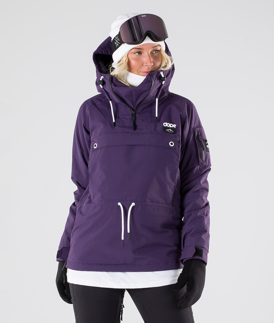 Dope Annok W Ski Jacket Grape