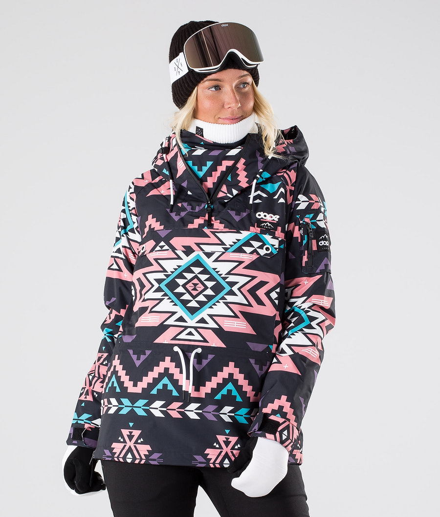 Dope Annok W Veste de Ski Inka Pink