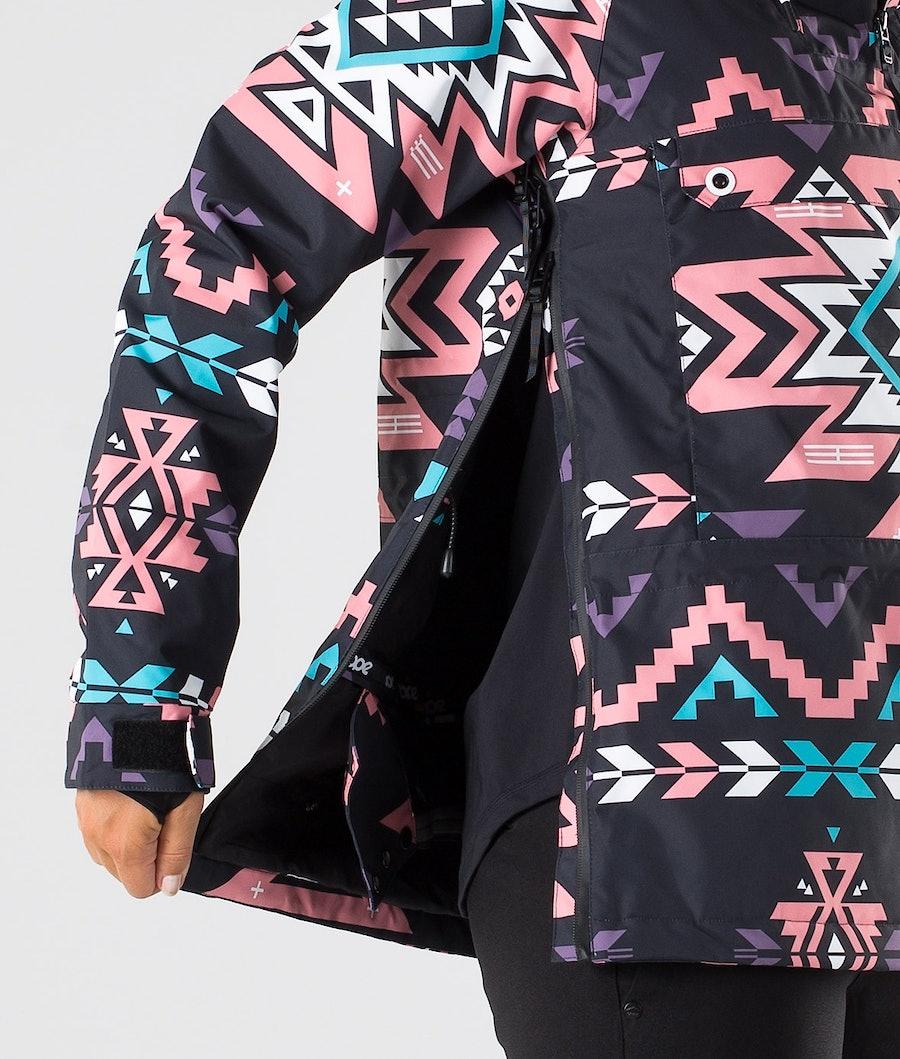 Dope Annok W Women's Ski Jacket Inka Pink