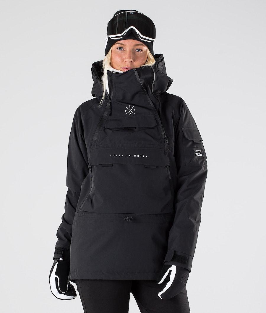 Dope Akin W Veste de Ski Black