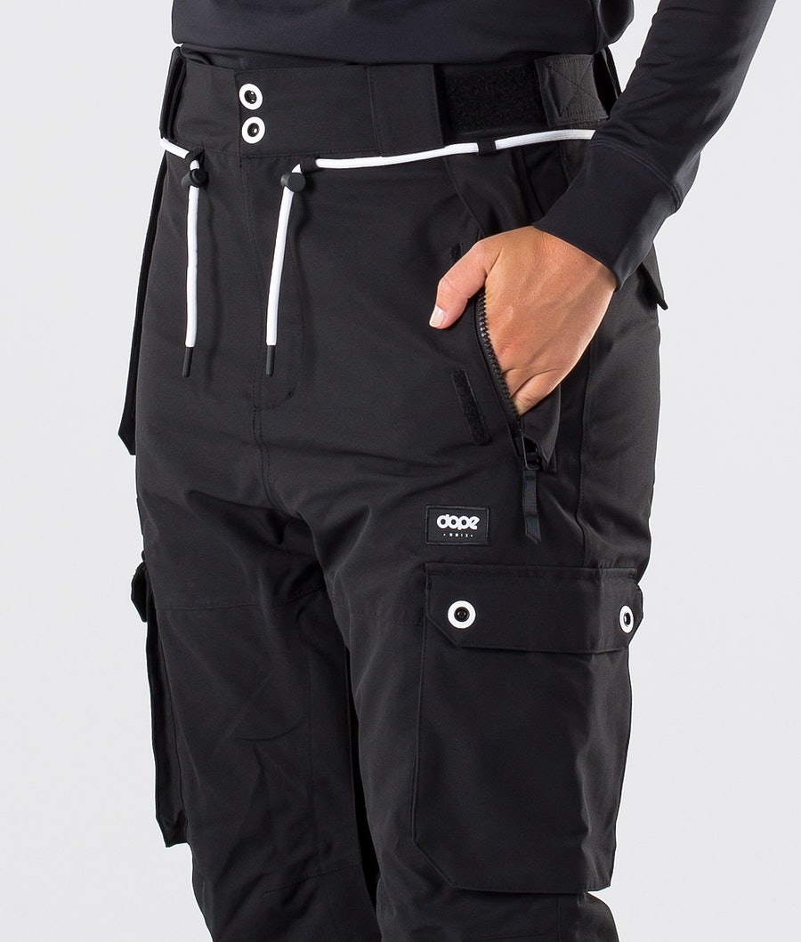 Dope Iconic W Women's Ski Pants Black