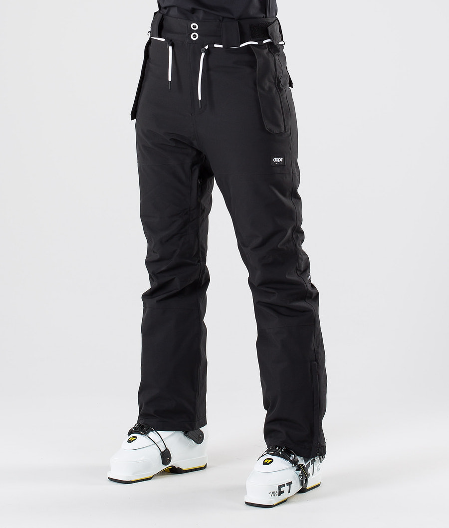 Dope Iconic NP W Ski Pants Black