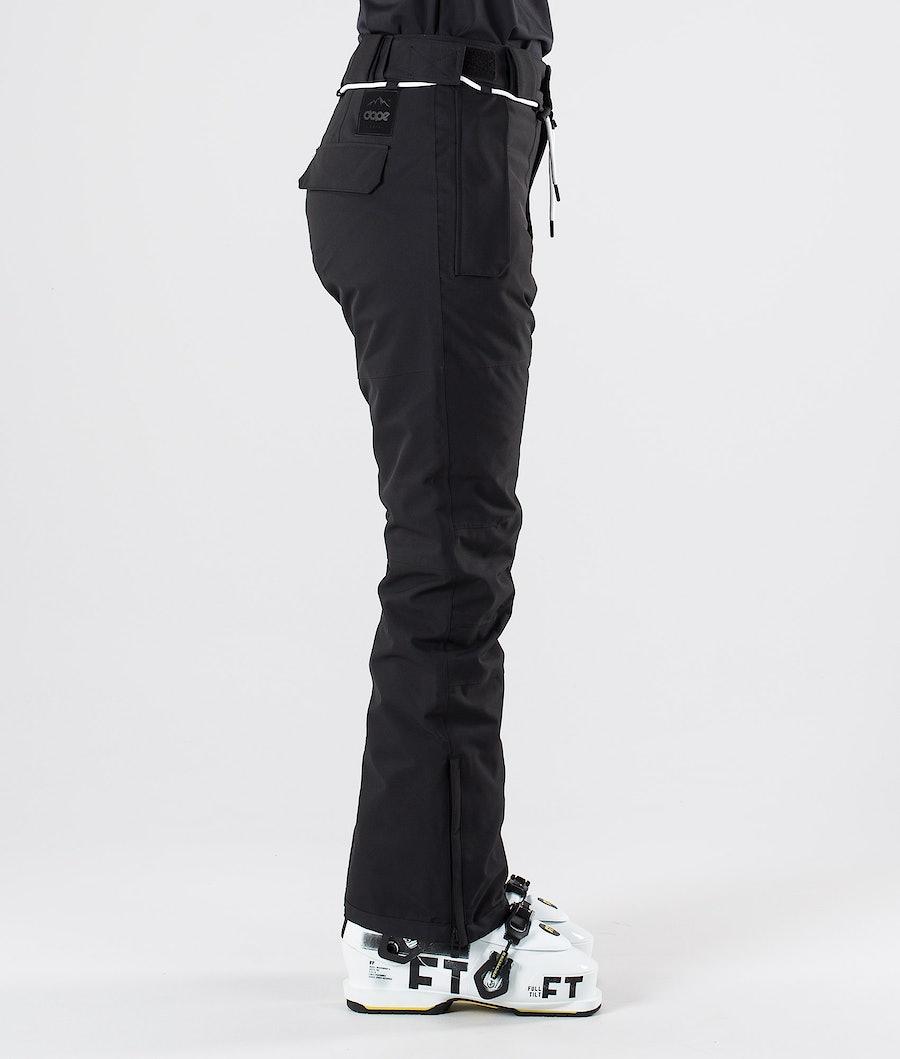 Dope Iconic NP W Women's Ski Pants Black