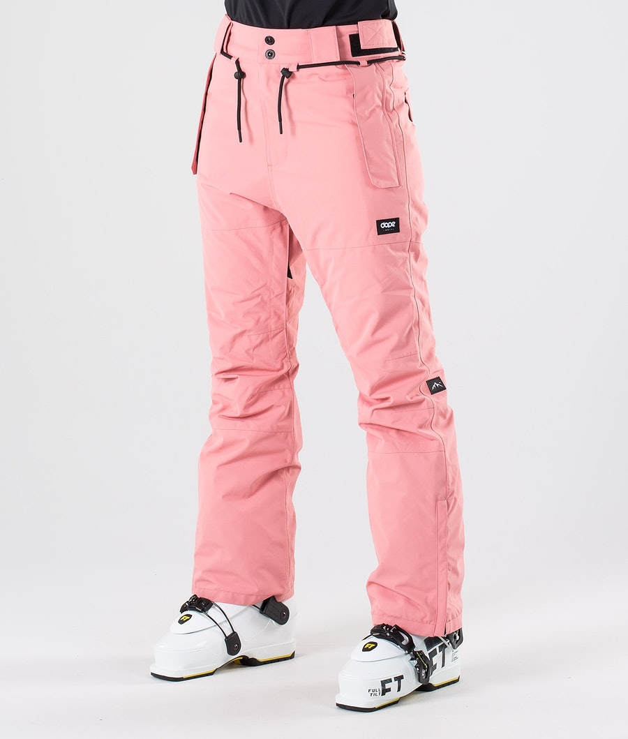 Dope Iconic NP W Skihose Pink