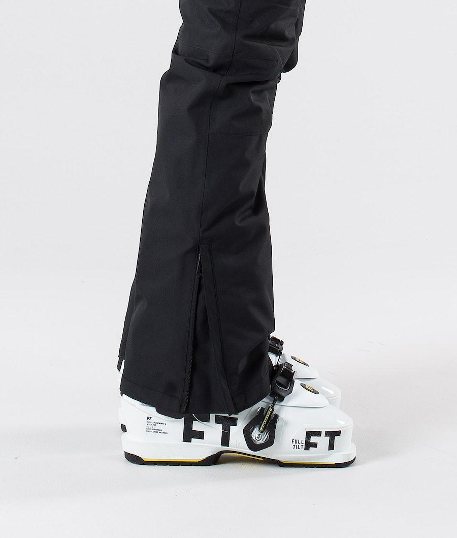 Dope Grace Pantaloni da Sci Donna Black