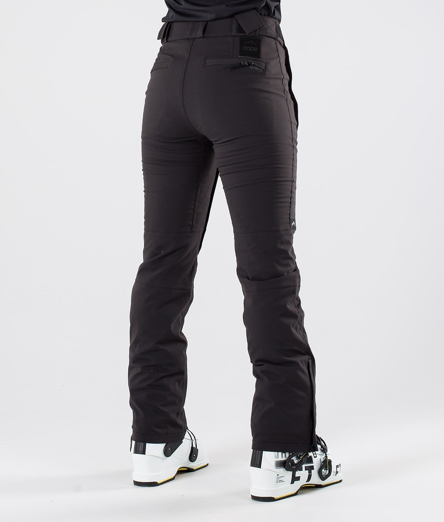 Dope Con Women's Ski Pants Black