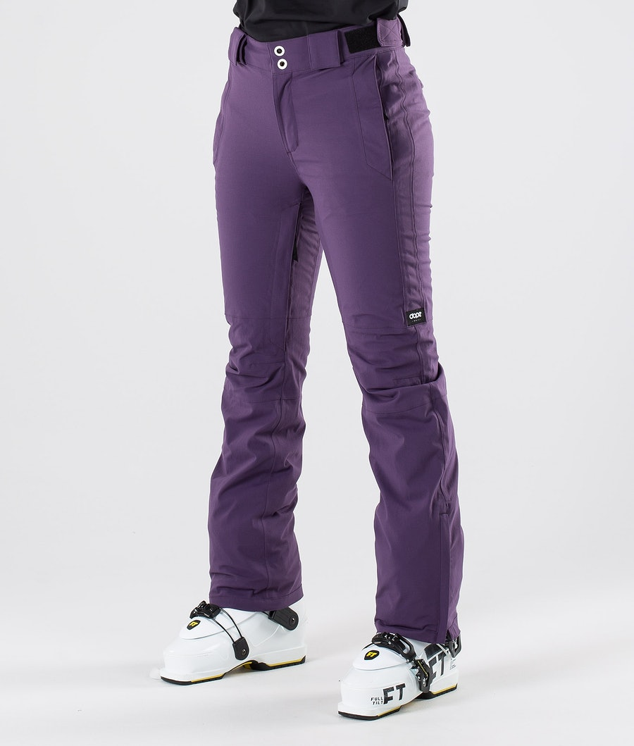 Dope Con Ski Pants Grape