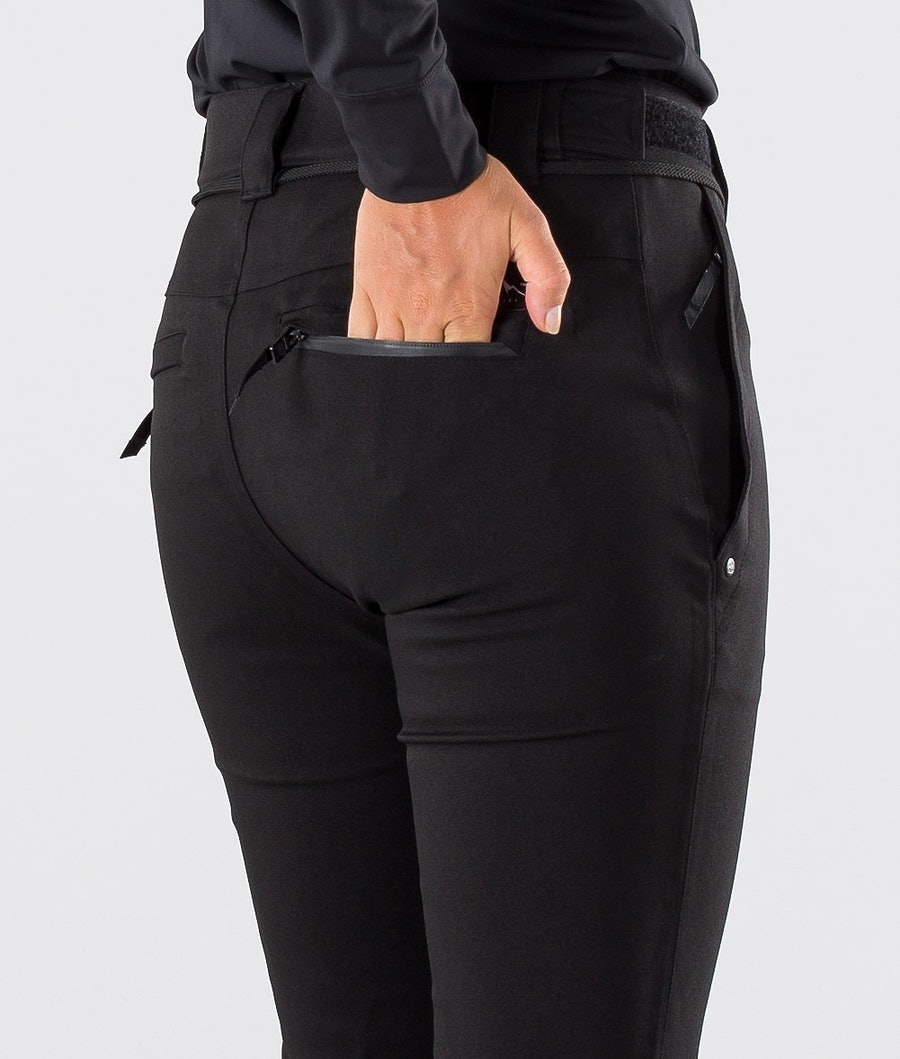 Dope Tigress Skihose Damen Black
