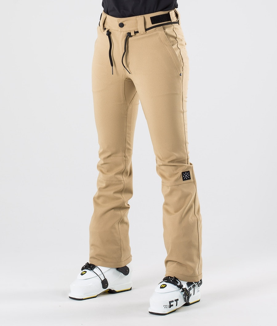 Dope Tigress Ski Pants Khaki