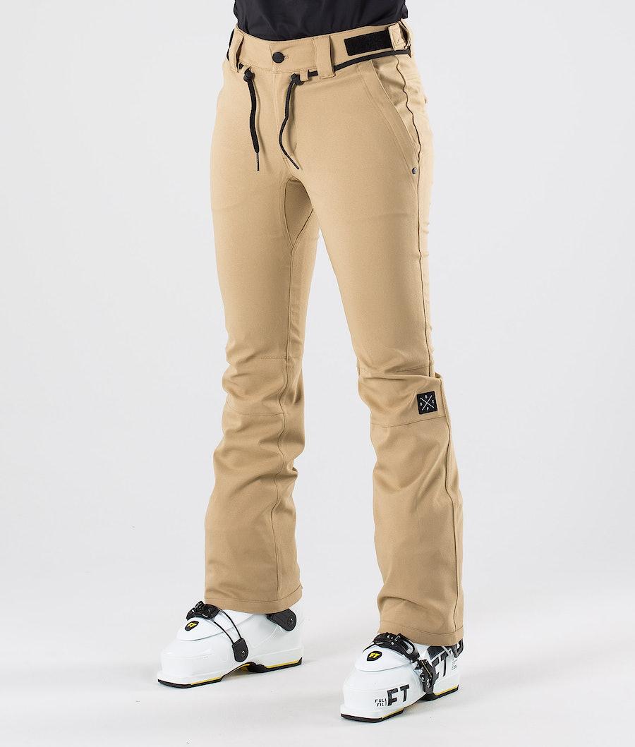 Dope Tigress Pantaloni da sci Khaki