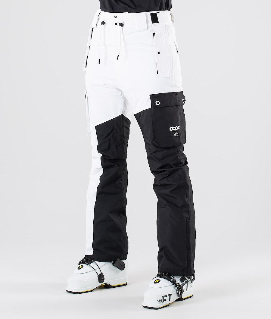 Dope Adept W Ski Pants Black/White