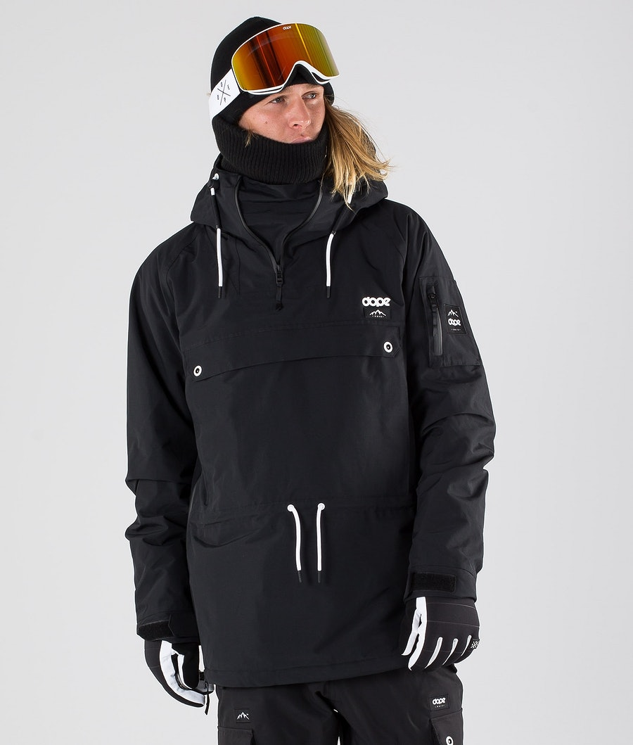 Dope Annok Ski Jacket Black