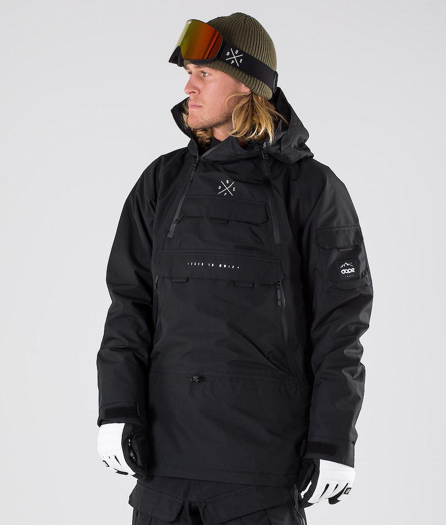 Dope Akin Veste de Ski Black
