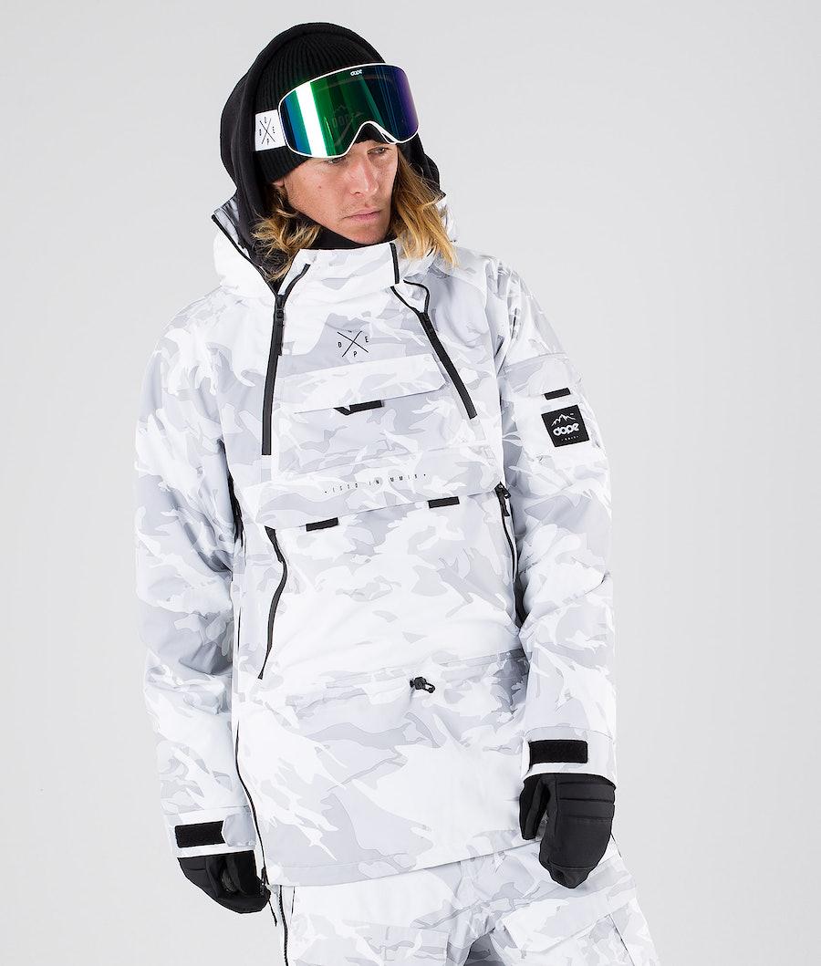 Dope Akin Veste de Ski Tux Camo